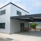 A様 新築倉庫イメージ